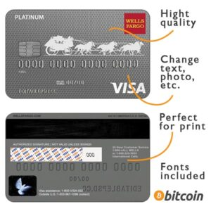 Credit card wells fargo psd