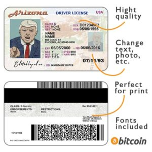 deriver license arizona psd